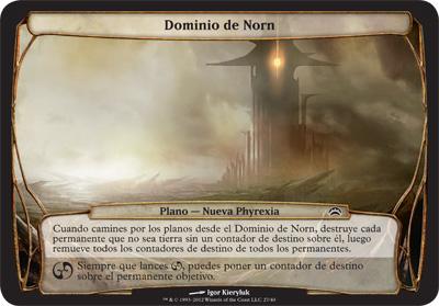 Dominio de Norn