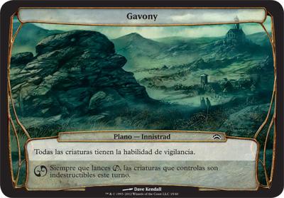 Gavony