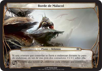 Borde de Málacol
