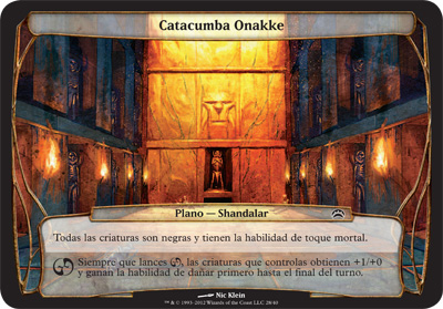 Catacumba Onakke