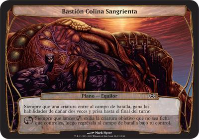 Bastión Colina Sangrienta
