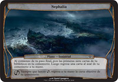 Nephalia