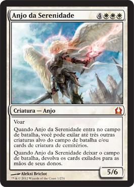 Anjo da Serenidade