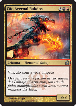Cão Avernal Rakdos