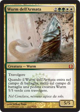 Wurm dell'Armata