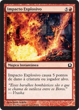 Impacto Explosivo