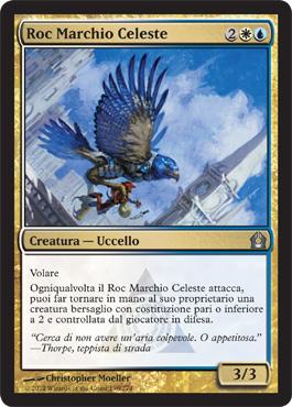 Roc Marchio Celeste