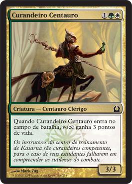 Curandeiro Centauro