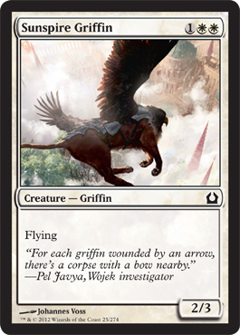 Sunspire Griffin