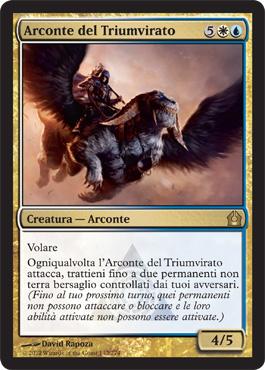 Arconte del Triumvirato
