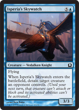 Isperia's Skywatch