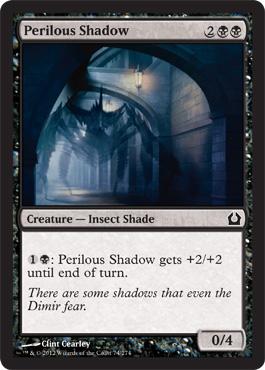 Perilous Shadow