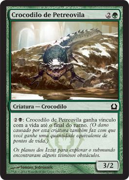 Crocodilo de Petreovila