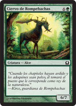 Ciervo de Rompehachas