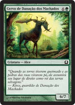 Cervo de Danação dos Machados