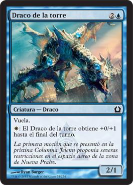 Draco de la torre