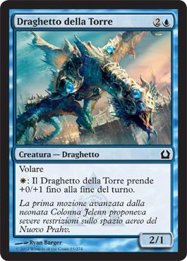 Draghetto della Torre