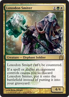 Loxodon Smitter