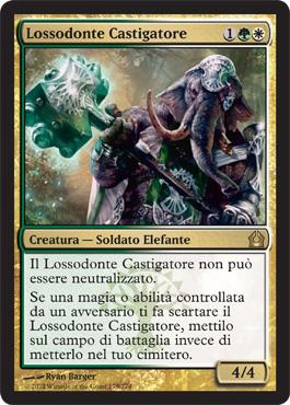 Lossodonte Castigatore