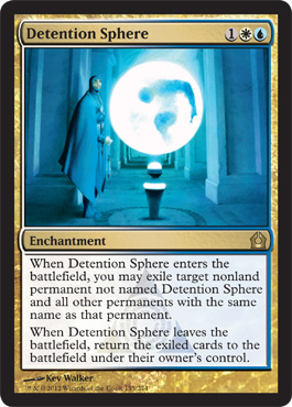 Detention Sphere