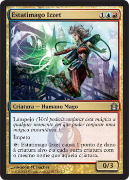 Estatimago Izzet