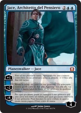 Jace, Architetto del Pensiero