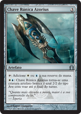 Chave Rúnica Azorius