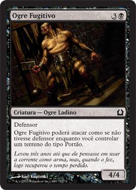 Ogre Fugitivo