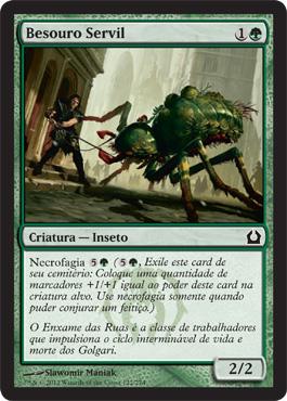 Besouro Servil