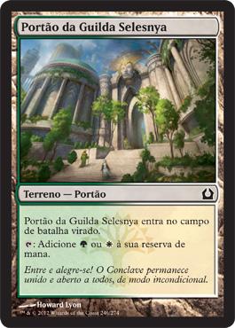 Portão da Guilda Selesnya