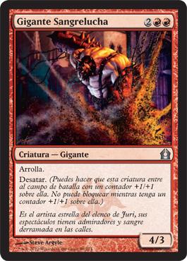 Gigante Sangrelucha