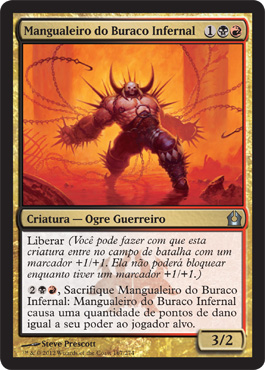 Mangualeiro do Buraco Infernal