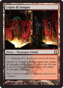 Cripta di Sangue