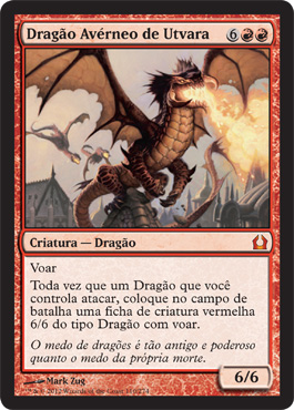 Dragão Avérneo de Utvara