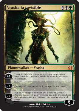 Vraska la invisible