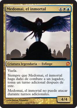Medomai, el inmortal