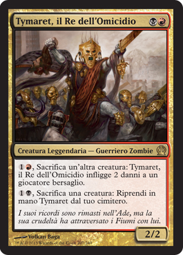 Tymaret, il Re dell'Omicidio