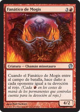 Fanático de Mogis