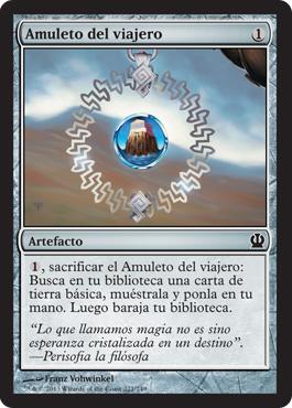 Amuleto del viajero