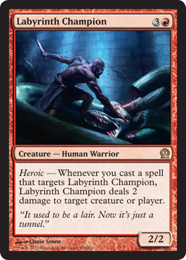 Labyrinth Champion