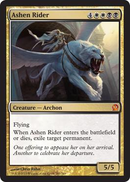 Ashen Rider