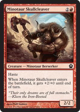 Minotaur Skullcleaver