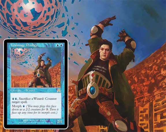 Birth of a Prodigy – Magic Invitational Cards