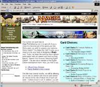 MagicTheGathering.com Dailer