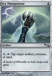 Mirrodin artifact frame