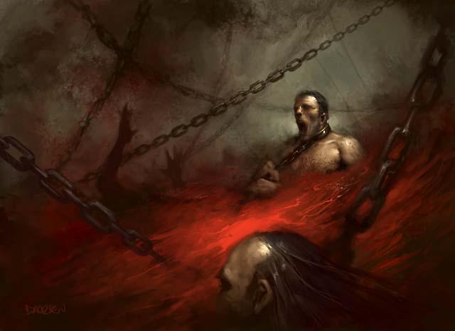 Stronghold Discipline: Sketch 2