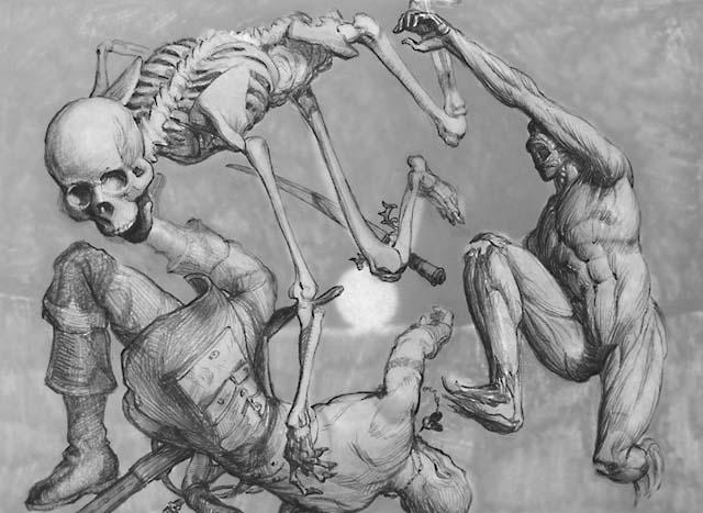 Terror: Sketch 1