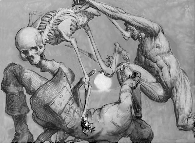 Terror: Sketch 2