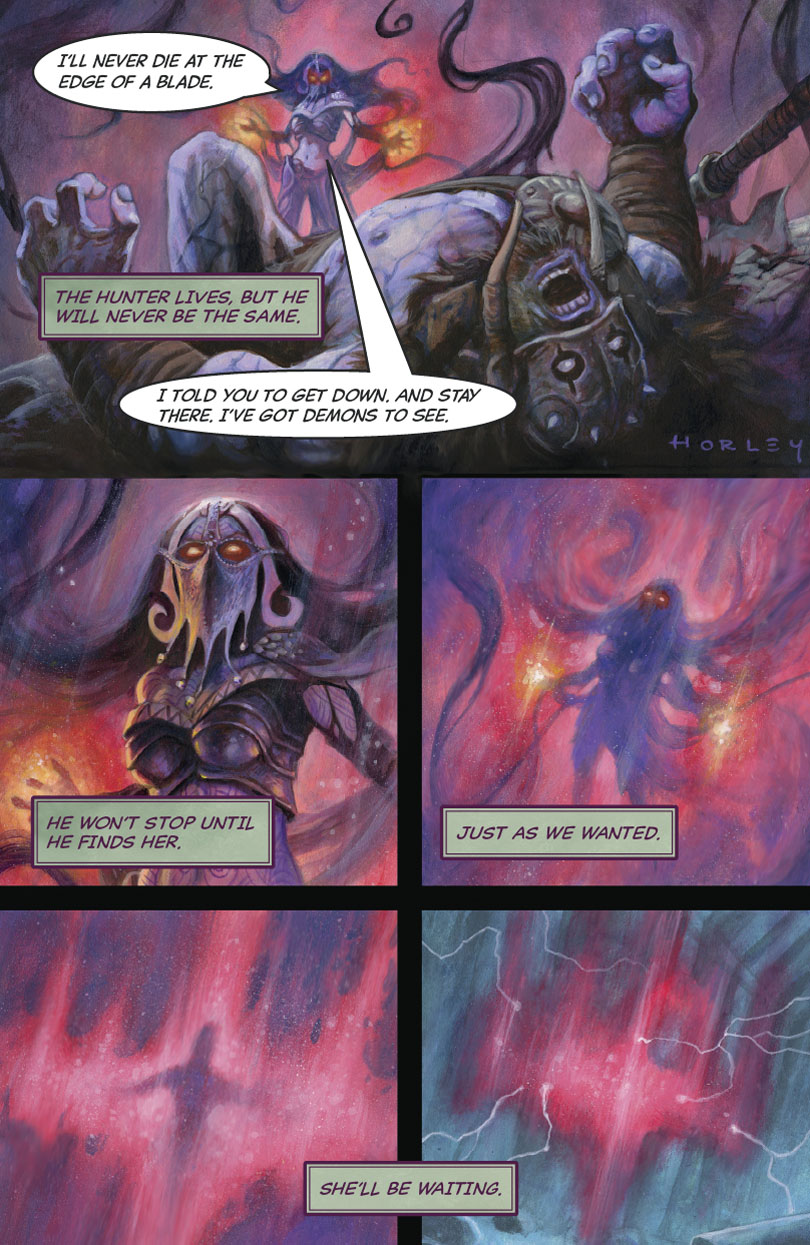 The Hunter and the Veil | MAGIC: THE GATHERING Planeswalker Rules