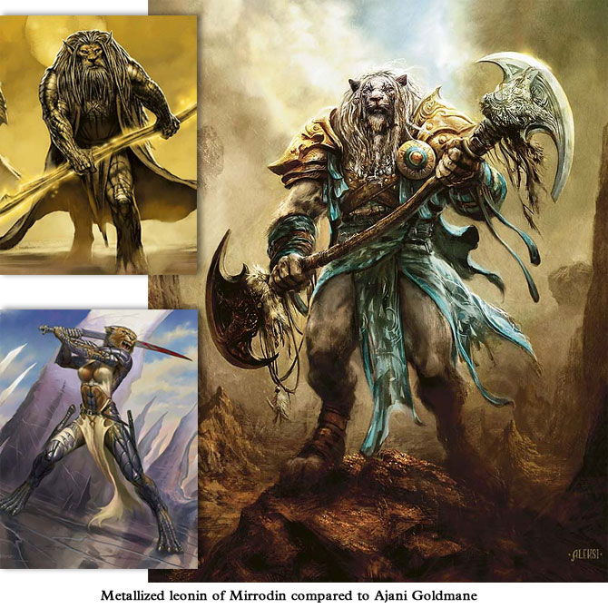 Planeswalkers Unmasked | MAGIC: THE GATHERING Planeswalker S Guide To Mirrodin